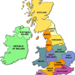 UK regions and removals